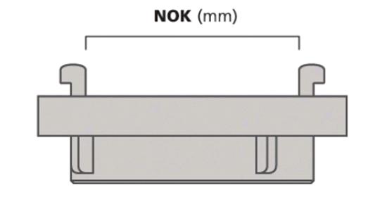 Aluminium Storz koppeling|Binnendraad