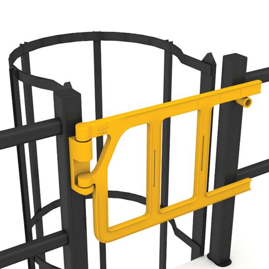 Valbeveiliging Axes Gate